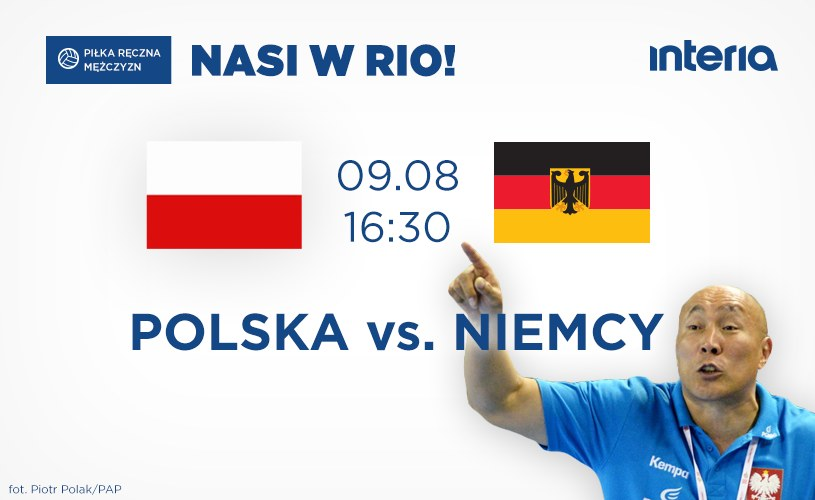 Spotkanie Polska - Niemcy we wtorek o godzinie 16.30 /INTERIA.PL
