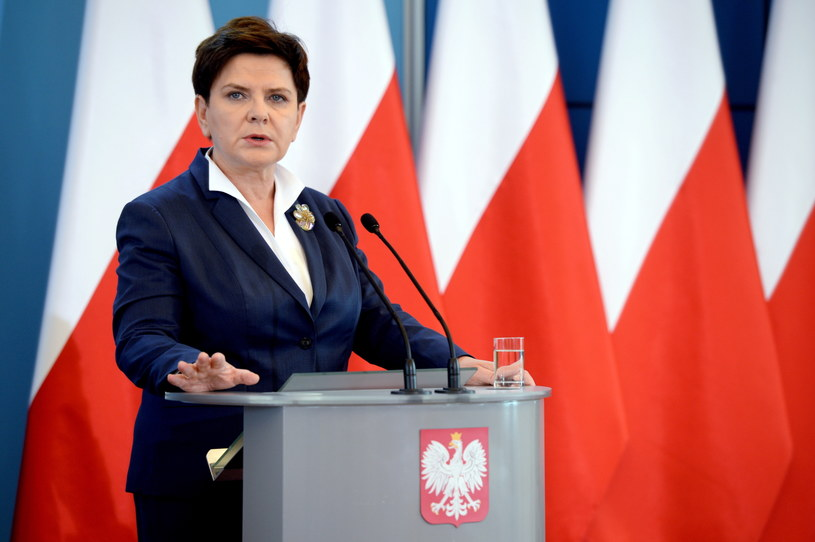 Spotkanie premier Beaty Szydło z ministrami /Jacek Turczyk /PAP