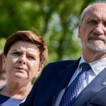 Spotkanie premier z przedstawicielami MON, MSZ, MSWiA ws. Krymu
