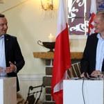 Spotkanie prezydentów Polski i Słowacji w Tatrzańskiej Łomnicy