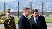 Spotkanie prezydentów Polski i Węgier