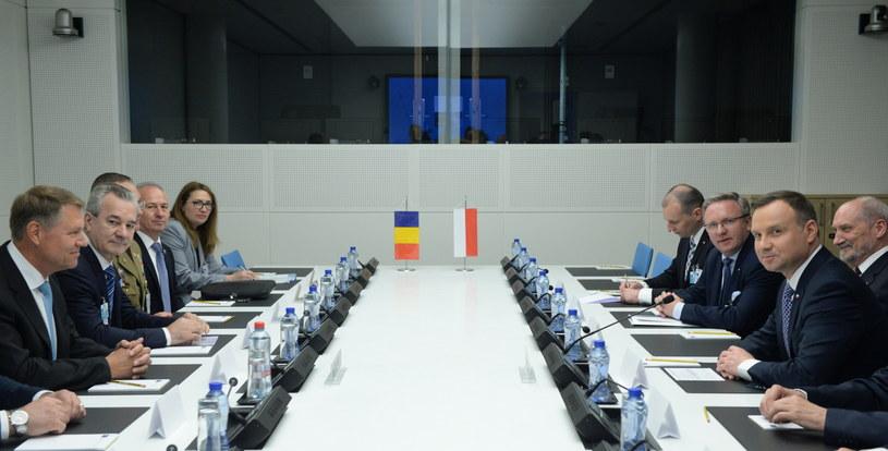Spotkanie przywódców państw NATO w Belgii. /Jacek Turczyk /PAP