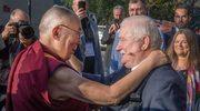 Spotkanie Wałęsy z Dalajlamą. Świat bez przemocy