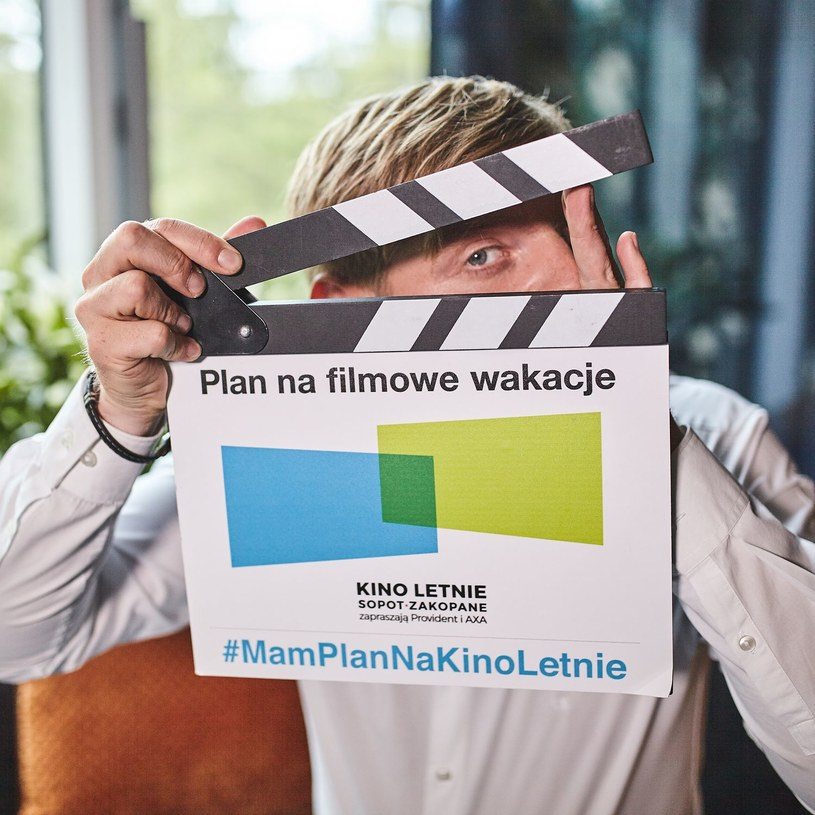 Spotkanie z Rafałem Zawieruchą odbędzie się 17 sierpnia /materiały prasowe