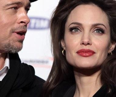 Spóźnieni Jolie i Pitt w Rzymie