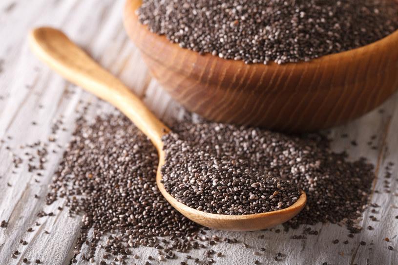 Spożywanie nasion chia może wspomagać pracę mózgu /123RF/PICSEL