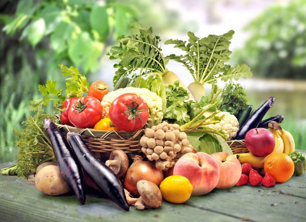 Spożywanie warzyw i owoców nie daje korzyści zdrowotnych /123RF/PICSEL