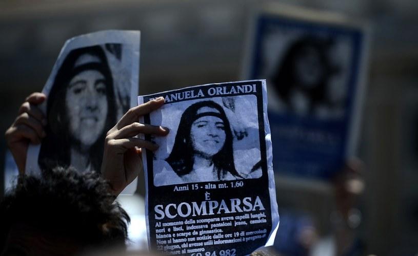 Sprawa Emanueli Orlandi zostanie wyjaśniona? /AFP