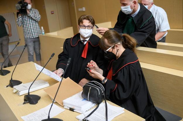 Sprawa Ewy Tylman. Do sądu trafił nowy dowód; list i dwa telefony komórkowe /Jakub Kaczmarczyk /PAP
