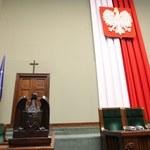Sprawa krzyża w Sejmie: Jest wyrok
