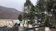Sprawa pożaru w stanicy WOPR-u w Międzybrodziu Bialskim do prokuratury