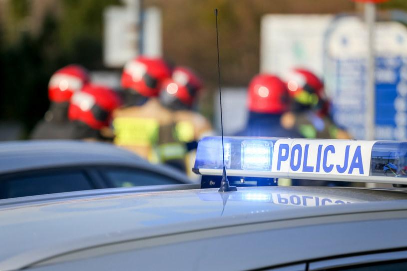 Sprawą zajmuje się policja, zdjęcie ilustracyjne /Kamil Krukiewicz/REPORTER /Reporter