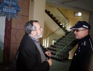 Sprawca ataku na warszawską sędzię zgłosił się na policję