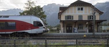 Sprawca ataku w pociągu w Szwajcarii mieszkał w Liechtensteinie