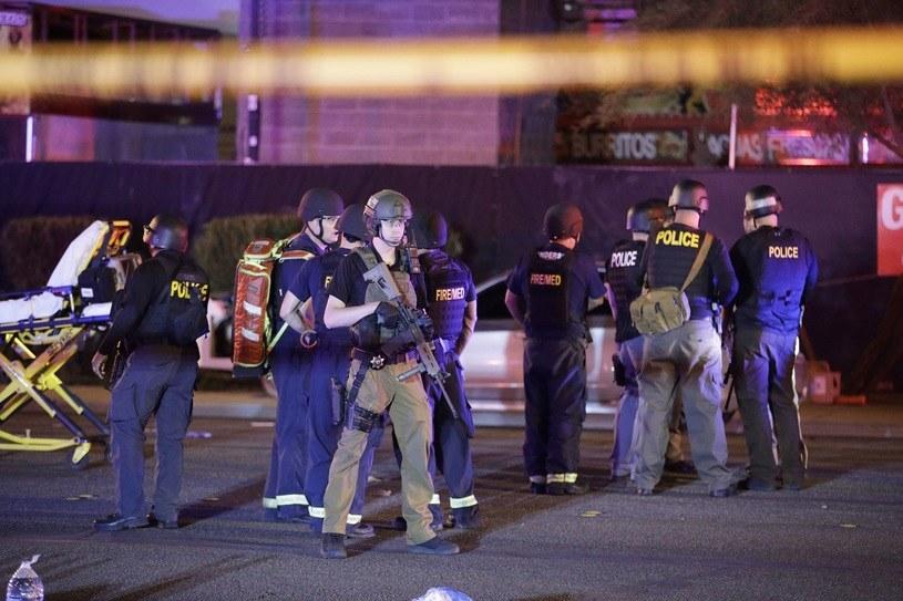 Sprawcą masakry jest 64-letni Stephen Paddock /East News /AP