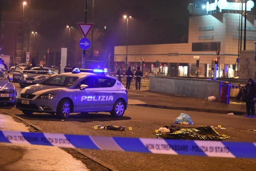 Sprawca masakry w Berlinie został zastrzelony w Mediolanie /DANIELE BENNATI  /PAP/EPA