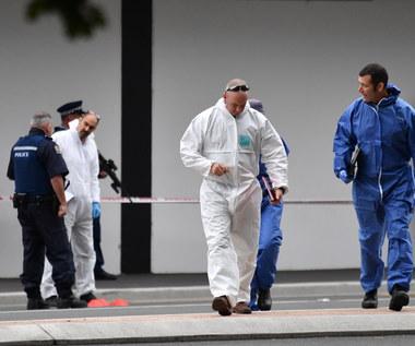 Sprawca masakry w Christchurch chciał dokonać więcej ataków