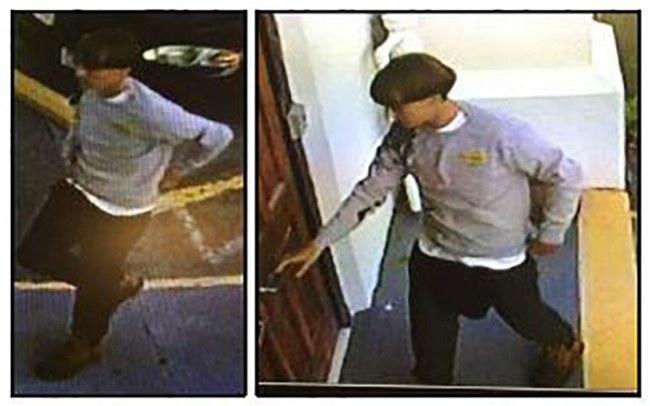 Sprawca strzelaniny, 21-letni Dylann Roof /PAP/EPA