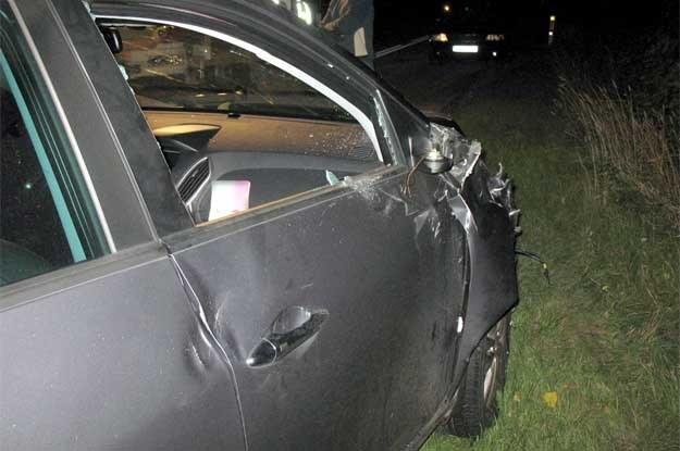 Sprawca wypadku jechał hyundaiem /PAP
