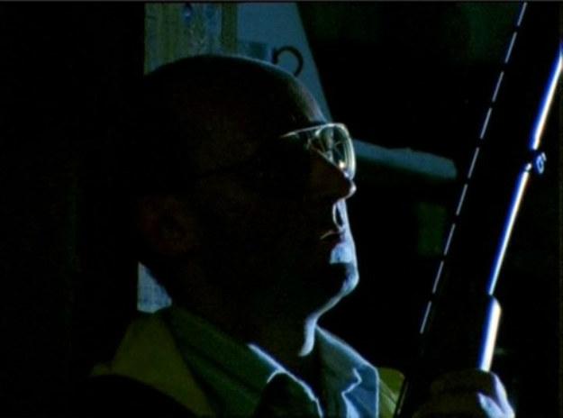 """Sprawcy przerażających zbrodni cały czas byli na celowniku służb (kadr z serialu """"07 zgłoś się"""") /East News"""