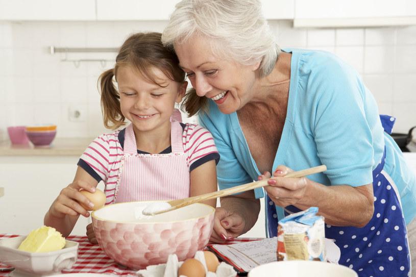 Sprawdź, czego nie mówić wnukom /©123RF/PICSEL