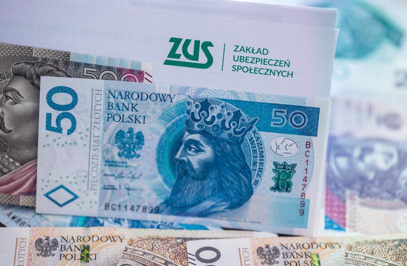 Sprawdź, czy masz prawo do ulgi w ZUS /Arkadiusz Ziółek /East News