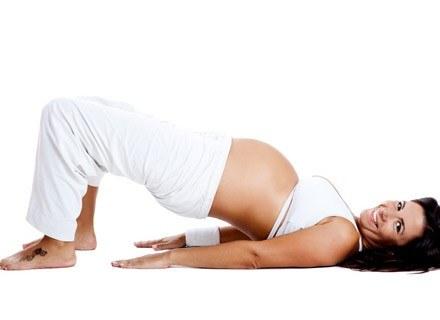 Sprawdź, dlaczego w czasie ciąży powinnaś zadbać o formę /© Panthermedia
