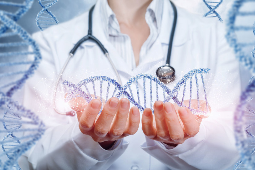 Sprawdź, jak geny wpływają na twoje zdrowie /123RF/PICSEL