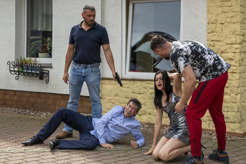 """""""Sprawiedliwi - Wydział Kryminalny"""" /TV4 /materiały promocyjne"""