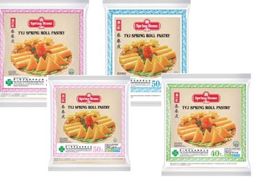 Spring Roll Pastry wycofane. GIS ostrzega: Są groźne dla alergików