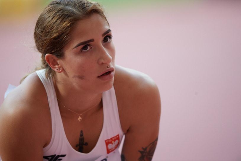 Sprinterka Ewa Swoboda /Fot. Lukasz Szelag/REPORTER /East News