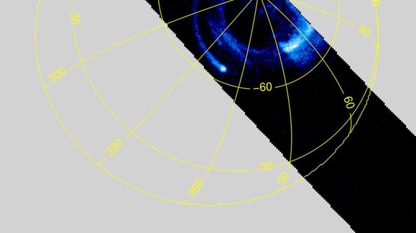 Sprite na Jowiszu /NASA