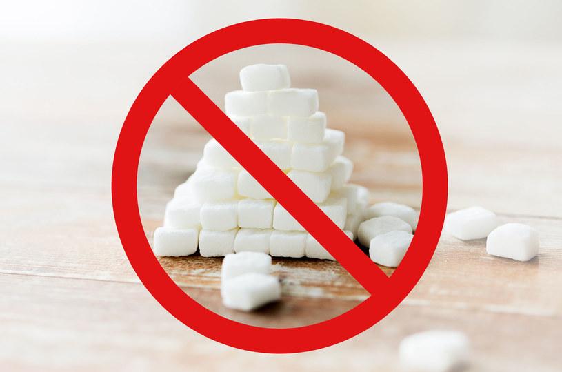 Spróbuj rzucić cukier z dnia na dzień /123RF/PICSEL