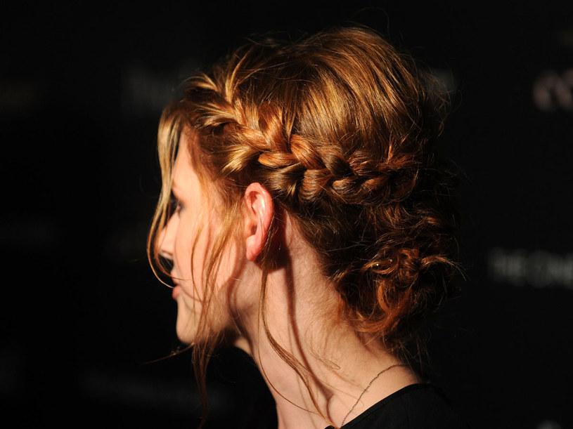 Sprobuj zrobić taką fryzurę!  /Getty Images/Flash Press Media
