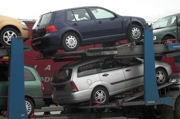 Sprowadzane z Zachodu auta ratują nasze życie... /INTERIA.PL