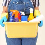 Sprzątanie detergentami źle wpływa na płuca, szczególnie u kobiet