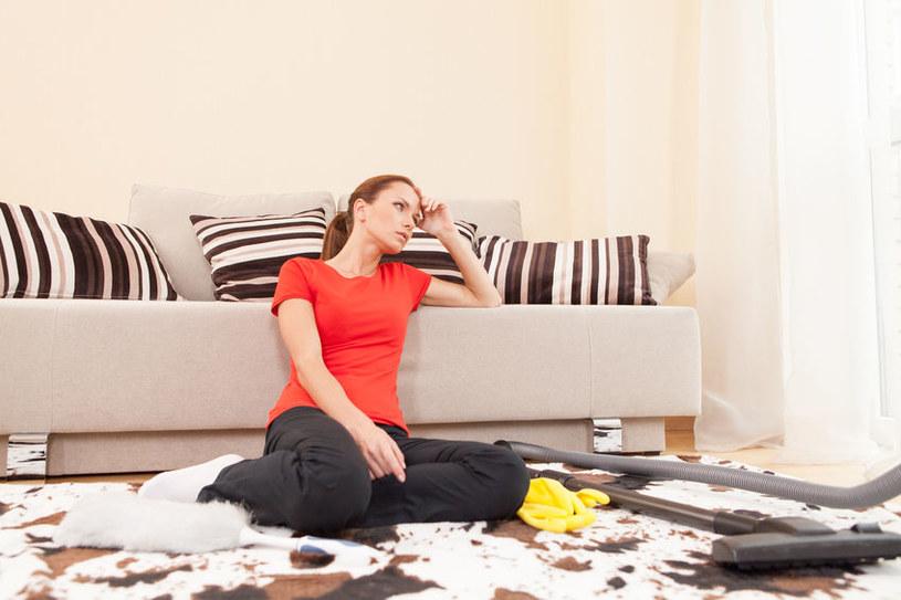 Sprzątanie domu /©123RF/PICSEL