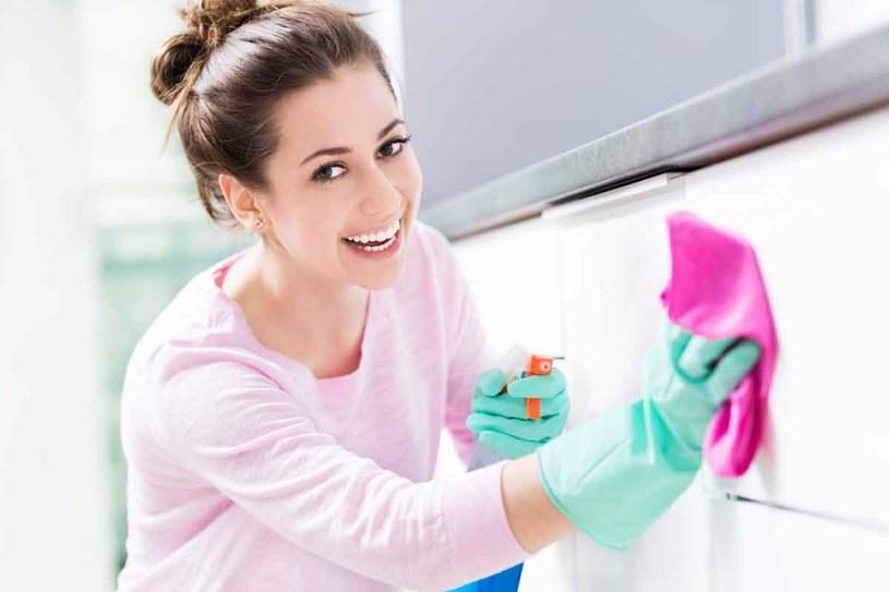 Sprzątanie moze być proste /123RF/PICSEL