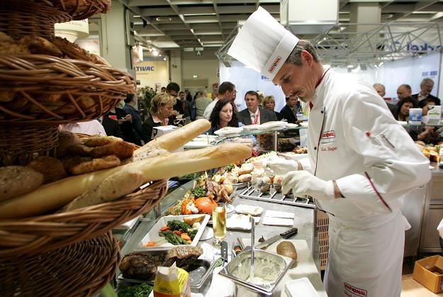 Sprzedajemy coraz więcej koszernej żywności /AFP