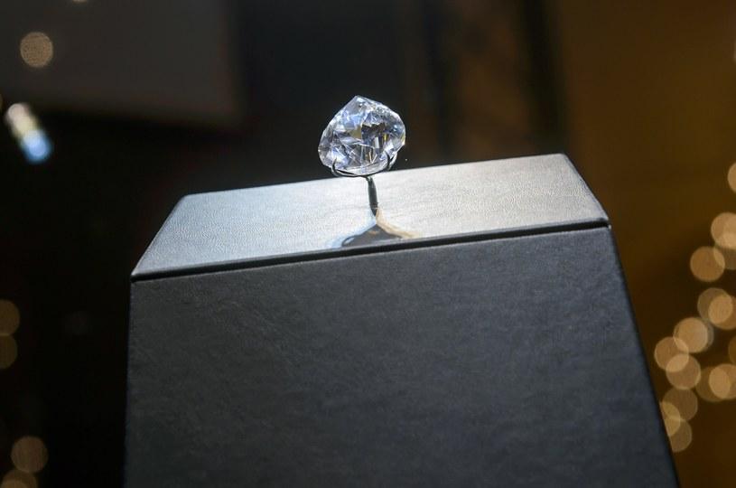 Sprzedany diament /AFP