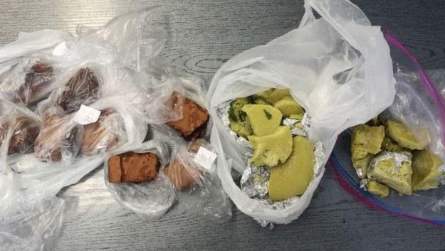 Sprzedawali ciasto i masło z marihuaną