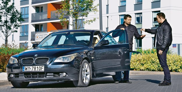 Sprzedaż auta /Motor