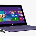 Sprzedaż tabletów Surface drastycznie wzrosła