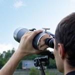 Sprzęt optyczny do planespottingu - obserwacji samolotów
