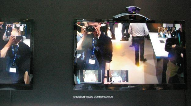 Sprzęt wideokonferencyjny stworzony przez Ericssona - w pełni współracujący z LTE /AFP