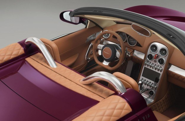 Spyker B6 Venator Spyder /