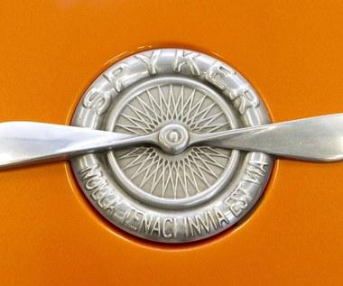 Spyker miał ratować Saaba. Obecnie sam jest bankrutem