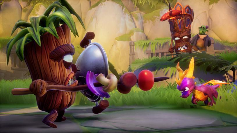 Spyro: Reignited Trilogy /materiały prasowe