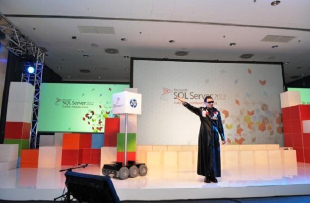 SQL Server 2012 - fotografia z polskiej premiery /materiały prasowe