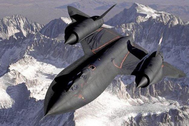 SR- 71 Blackbird - tylko garstka osób mogłaby podróżować tego typu sprzętem /Gadżetomania.pl